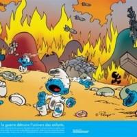 Smurf Bombs