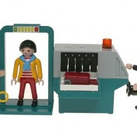 Playmobil - Security Check Point