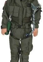 Top Gun George W. Bush Action Figure