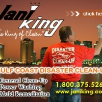Hurricane?  No problem!  Just call Jani King!