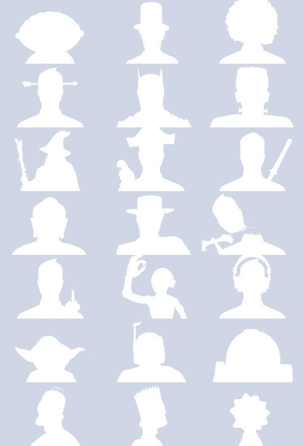 Generic female profile pic