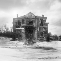 I want to believe that these exist somewhere : Jim Kazanjian - amazing surreal structures
