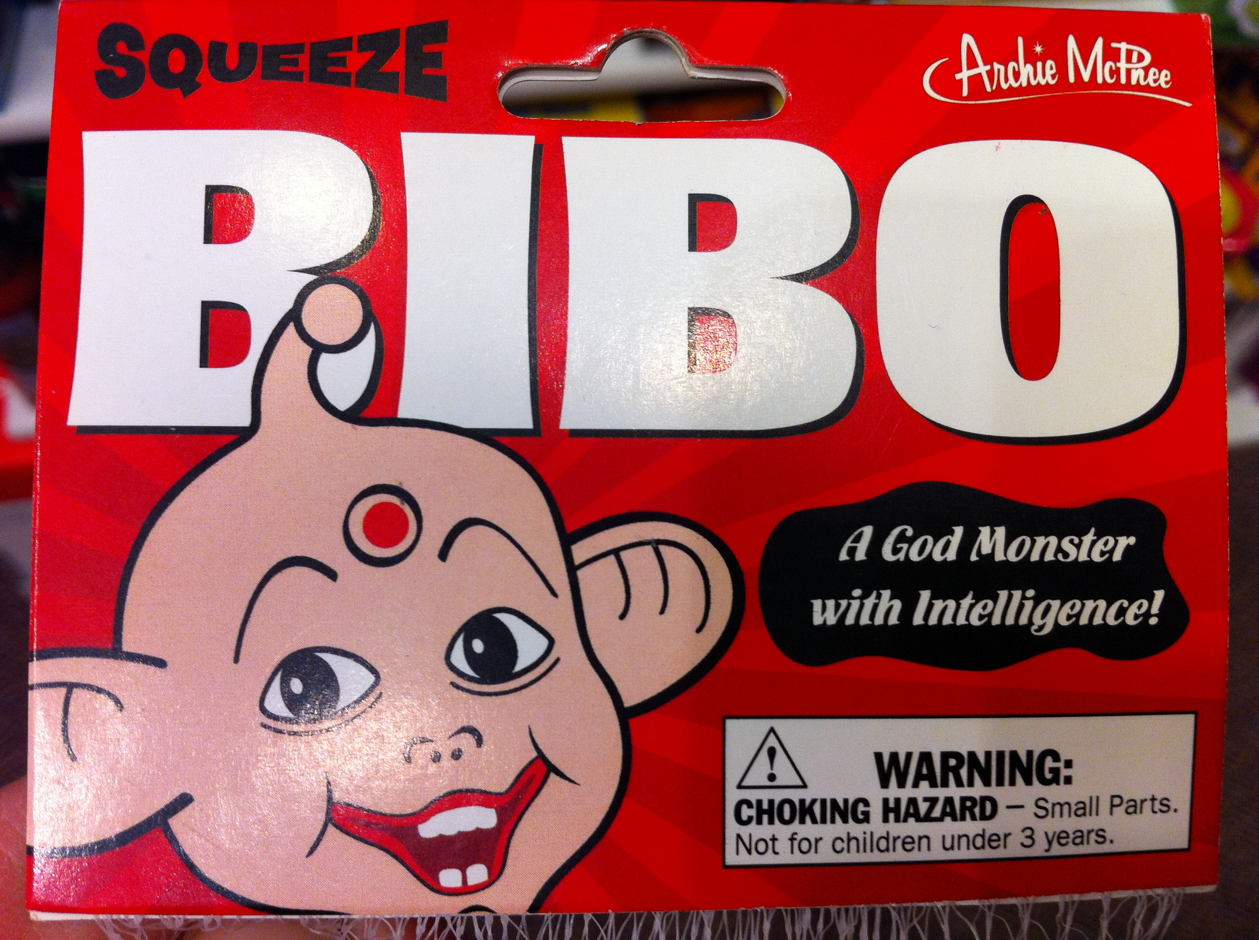 BIBO : A God Monster with Intelligence