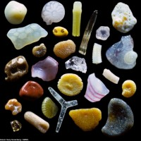 Amazing: photos of magnified sand